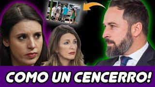 VOX, ACUSACIÓN EN EL CASO DE LOS JOVENES DE MALLORCA Y YOLANDA DÍAZ IDOLATRA A LARGO CABALLERO 😱