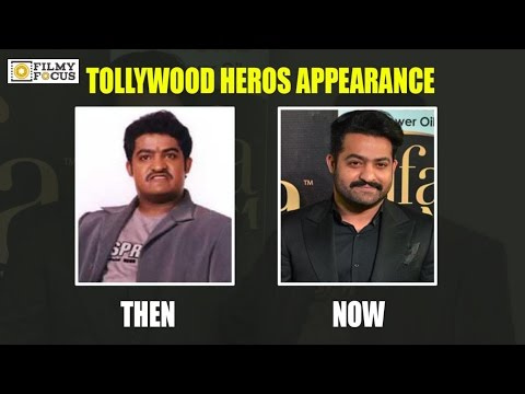12 South Indian Heroes Appearance From Debut To Now - Filmy Focus