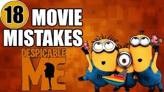 18 Mistakes of Despicable Me You Didn't Notice