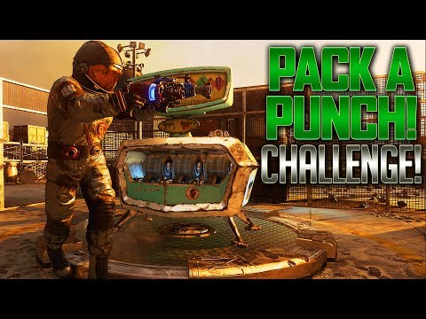"""🎲 MOON """"PACK A PUNCH"""" ALL WEAPONS CHALLENGE! 🎲 (Black Ops 3 Zombies DLC 5)"""