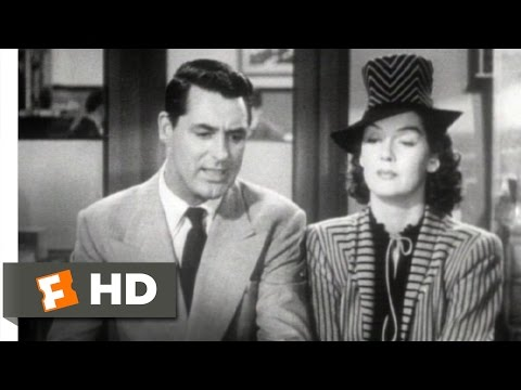 His Girl Friday (1940) - A Better Offer Scene (1/12)   Movieclips