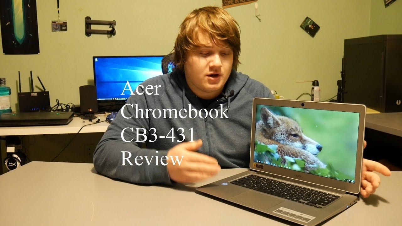 Acer CB3-431 Chromebook Review