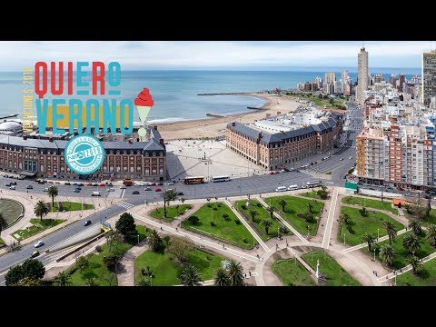 Verano en Mar del Plata junto a Fátima Flores