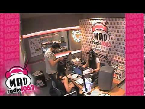 Ivi Adamou @MadRadio