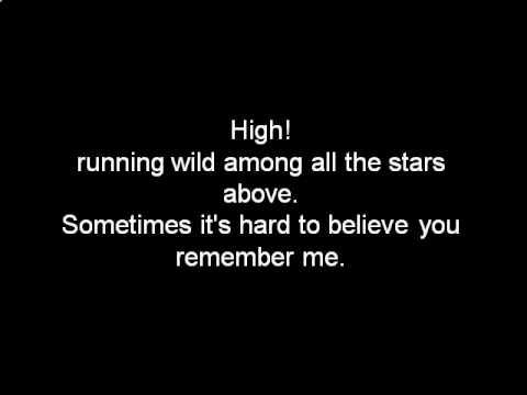 James Blunt - High Lyrics