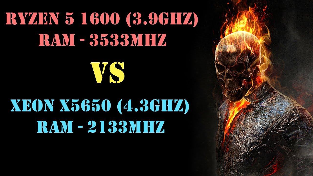 Xeon сильнее Ryzen-a? Честное сравнение в современных играх и программах 2019!