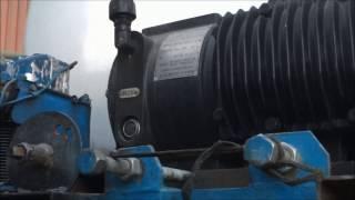 Дизельная станция в работе под вакумом(Продаю компрессора для цементовозов. Установлю вакуумную самозагрузку на ваш цементовоз. Продаю перевалки..., 2016-10-24T14:17:24.000Z)