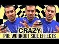 Top 5 Pre-Workout Supplements Side Effects