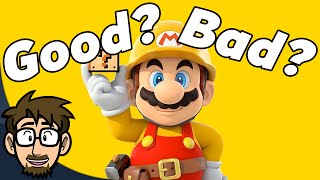 Is Mario Maker Good or Bad? - Trailer Drake