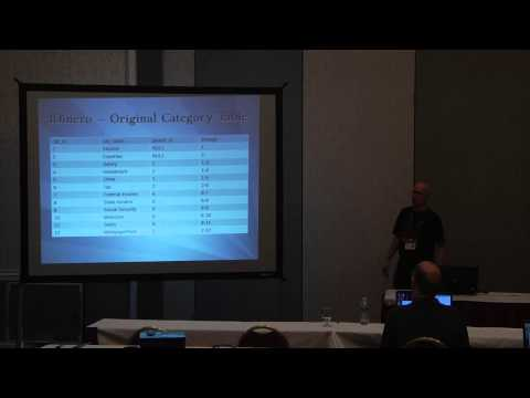 2013 SouthEast LinuxFest - Don Parris - Hierarchical Data Structures with Ltree
