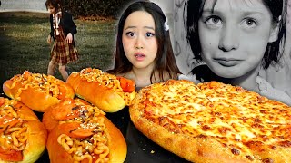 Download Locked Away & Isolated For 13 Years - What Happened to Genie Wiley? | Noodle Hotdog + Pizza Mukbang