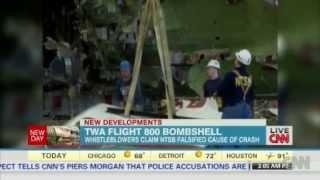 Filmmaker Asserts New Evidence On Crash Of TWA Flight 800