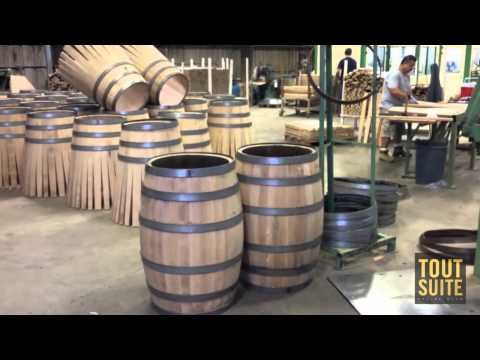 Making of a Wine Barrel: Nadalié and the Art of Cooperage