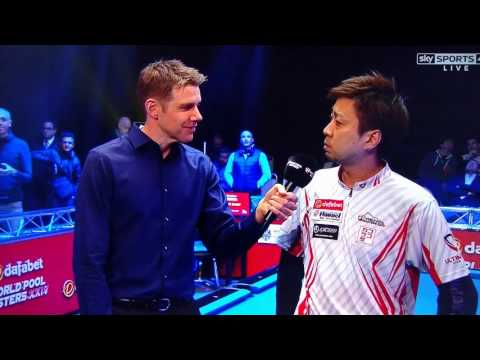 Thumbnail: Naoyuki Oi interview after losing to Albin Ouschan