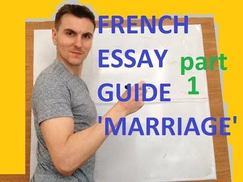 Видео Marriage commitment essay
