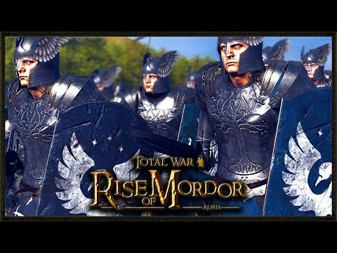 The Principality Of Dol Amroth (LOTR) - Total War: Rise Of M
