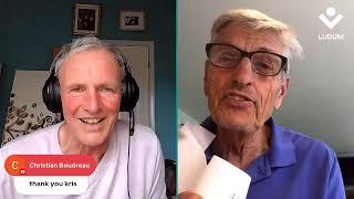 Martin Cross chats with Kris Korzeniowski