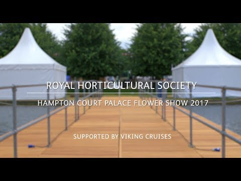 RHS Hampton Court Palace Flower Show | Behind the scenes 2017