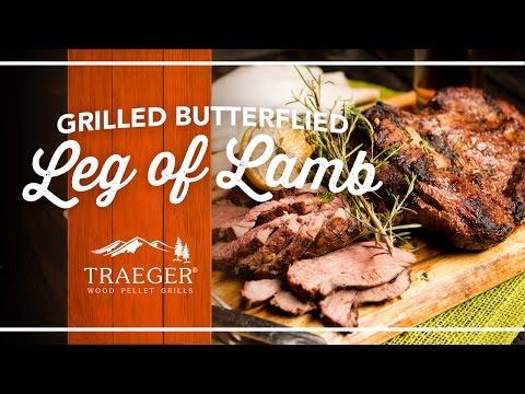 Butterflied Leg Of Lamb | Traeger Grills