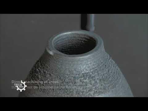 Amazing Metal 3D printer | Metal printer lasertec 30 slm