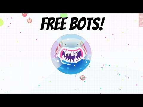 HOW TO GET 132 MASS BOTS FOR FREE! - Agar.io Free Hack w/ Download