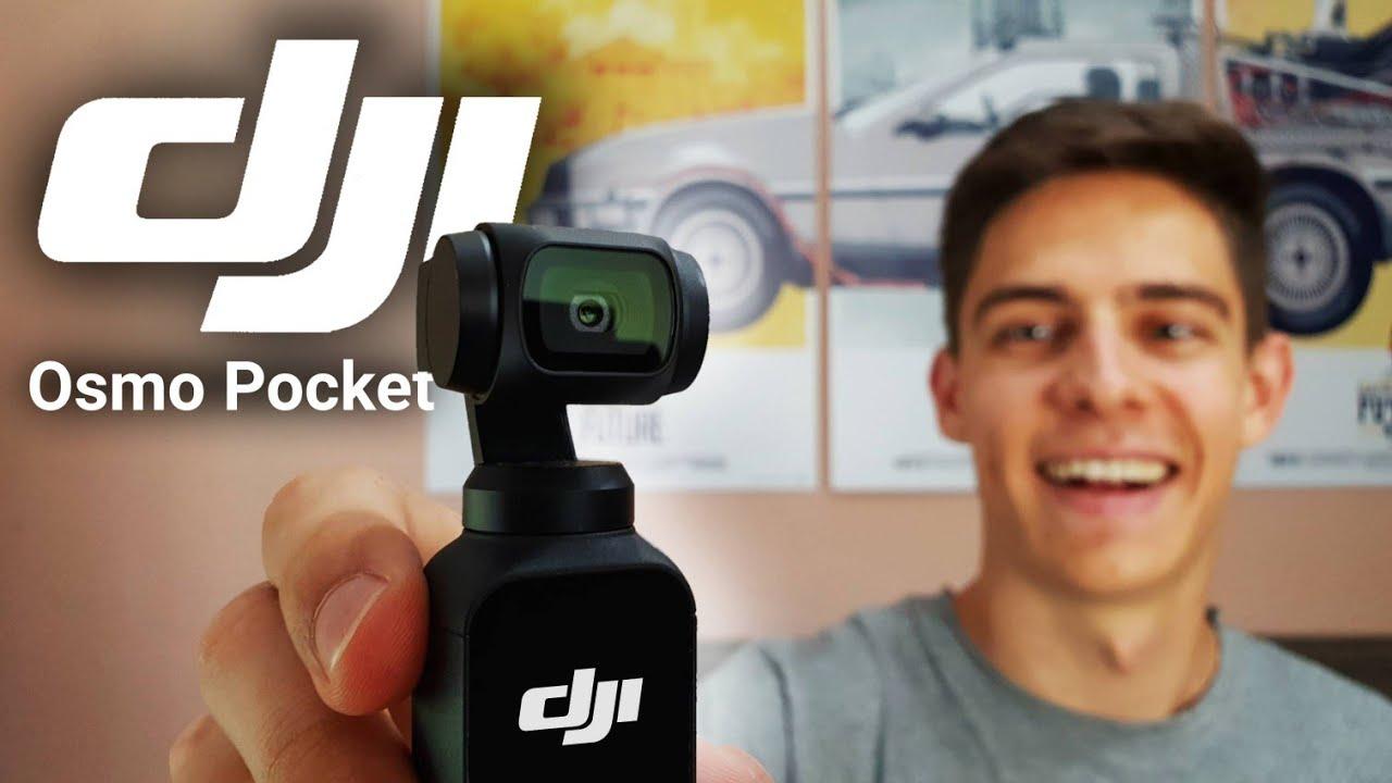 A legjobb akció vlog kamera - DJI Osmo Pocket teszt