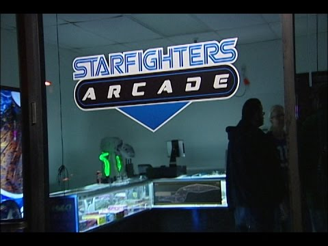 Starfighters Arcade Review An Amazing Vintage Arcade In