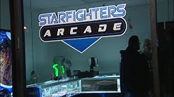 Starfighters Arcade Review, An Amazing Vintage Arcade in Mesa Arizona!