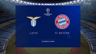 Please leave a like and subscribe!lazio vs bayern munich uefa champions league#laziovsbayernmunich #laziobayernmunich #uclsubscribe now so you never miss new...