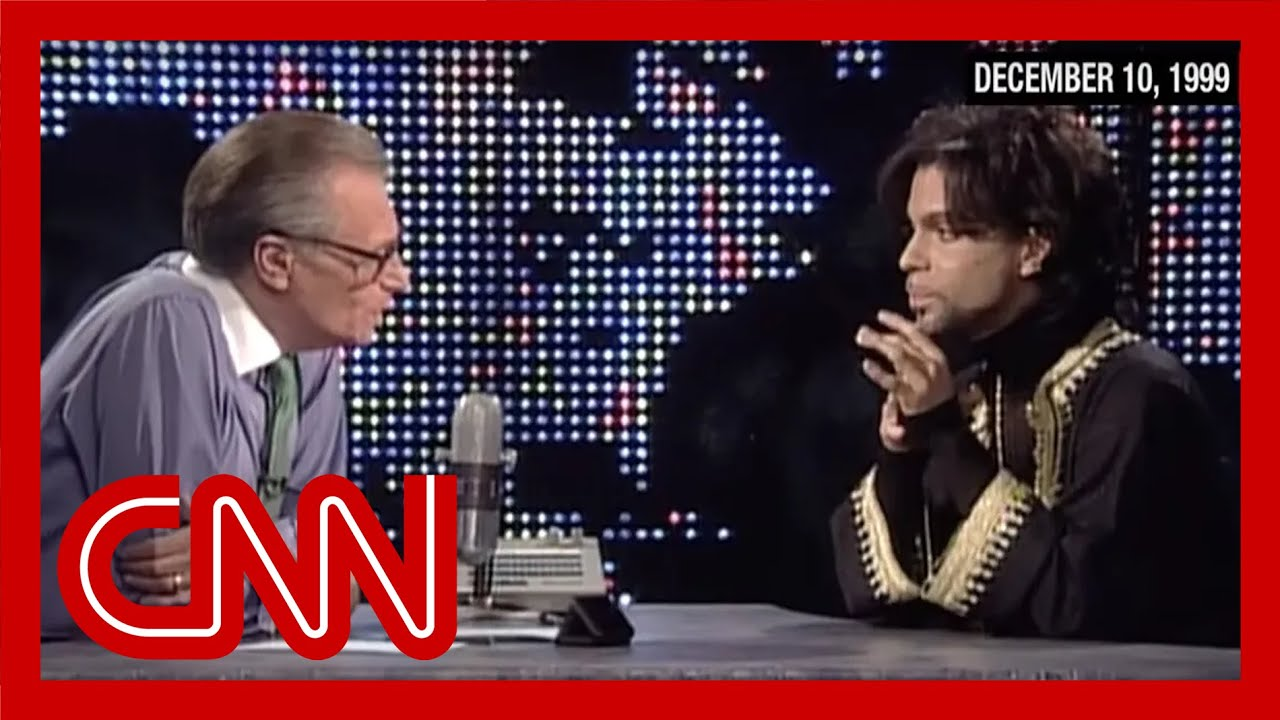 Prince Rogers Nelson S Entire 1999 Cnn Interview Larry King Live Youtube