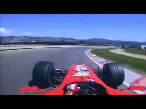 Ferrari F2004 - Pure Onboard Sound V10 Engine [2004 F1 season]