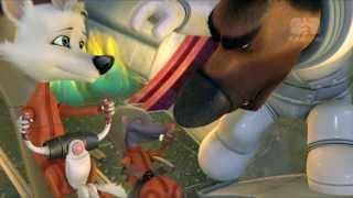 Белка и Стрелка. Звёздные собаки. Видео-саундтрек. Герои космоса (Space Heroes)