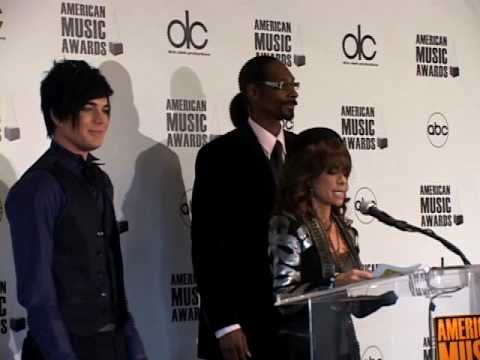 2009 American Music Awards Nominees Announcement