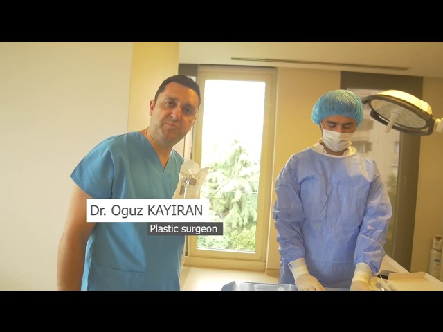 Stem cell hair treatment  with Capilclinic & the Dr. Oguz
