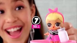 Куклы ЛОЛ ЛУЧШАЯ ИГРУШКА В ПОДАРОК вашим детям! Какой подарок подарить дочке на 8 марта