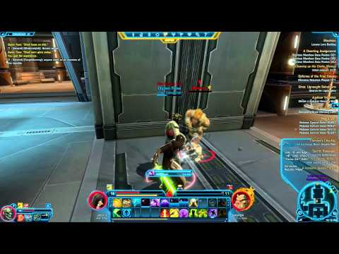SWTOR Republics Most Wanted Quest Beat Basher And Chopper Commentary + tutorial