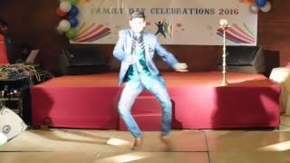 Amit kumar dance chura ke Dil Mera