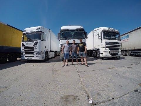 Дальнобой по России на Scania R440.Рейс Москва-Сахалин часть 1.Поломка в дороге...