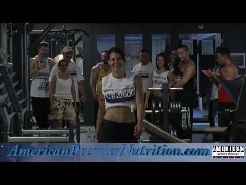 Reportage sur California Fitness Products Shop