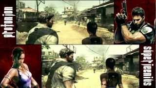 Let's Play Resident Evil 5 - Part 1 - Chapter 1-1
