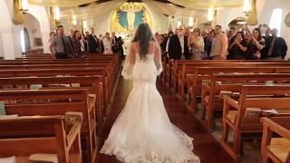 OUR WEDDING DAY!!! (EMOTIONAL)