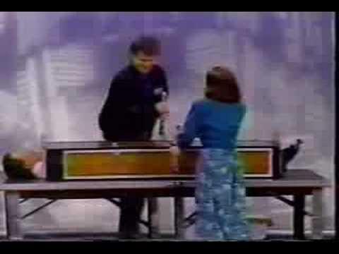 "Bert Convy on ""3rd Degree"""