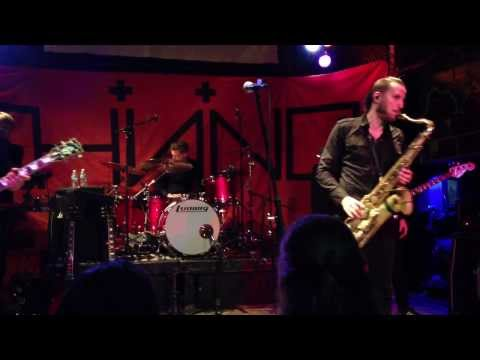 """Shining """"The Red Room"""" live at Reggie's Rock Club Chicago"""