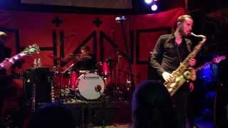 "Shining ""The Red Room"" live at Reggie"