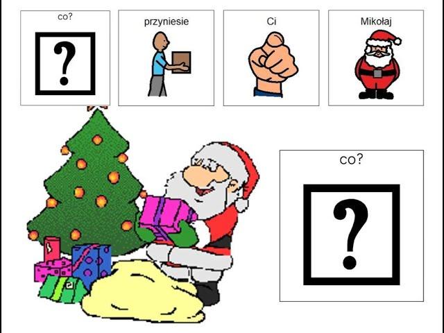 A co Tobie przyniesie Mikołaj?