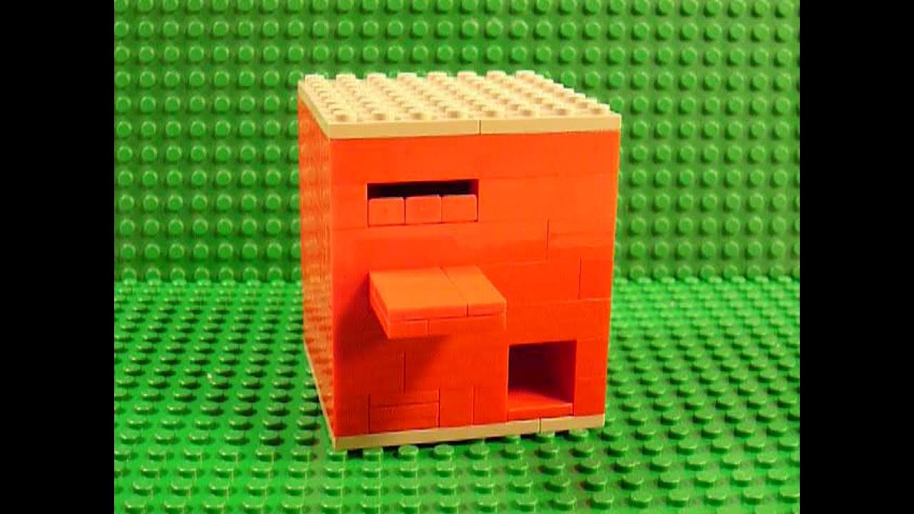 Mini Lego Candy Machine V9 Youtube