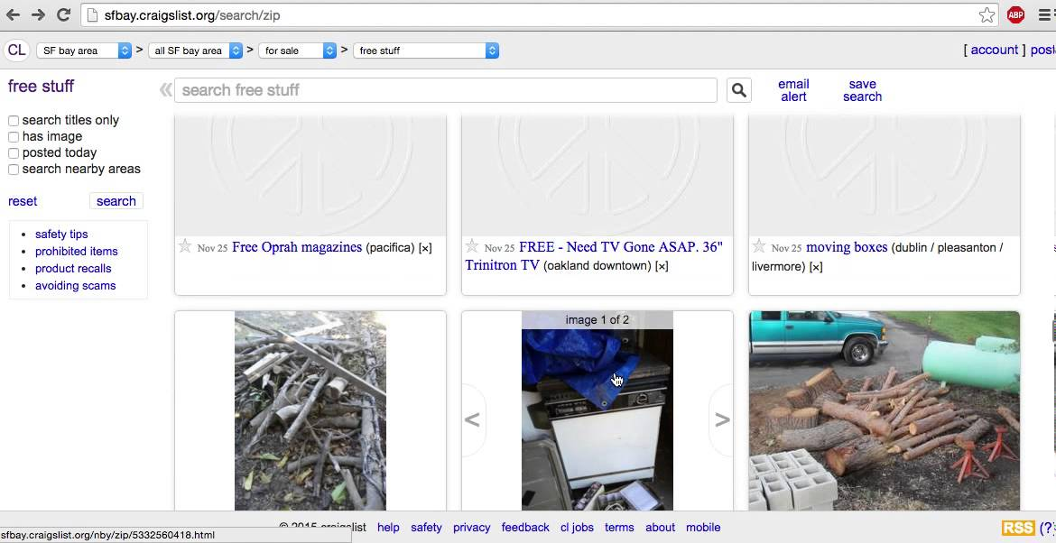 Searching The Free Section On Craigslist Youtube