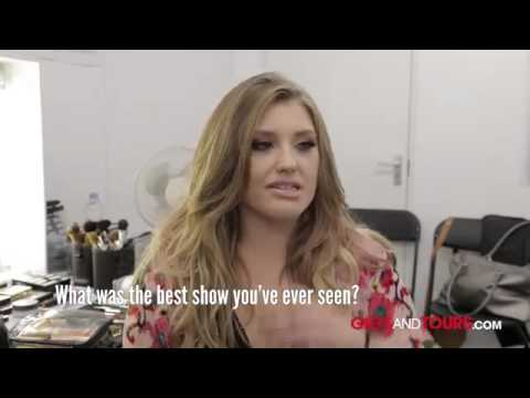 Ella Henderson Interview - Tues 3 Nov - Cliffs Pavilion