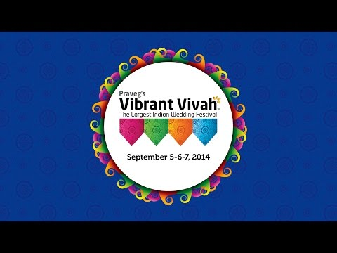 Praveg's Vibrant Vivah-2014, Fashion Show