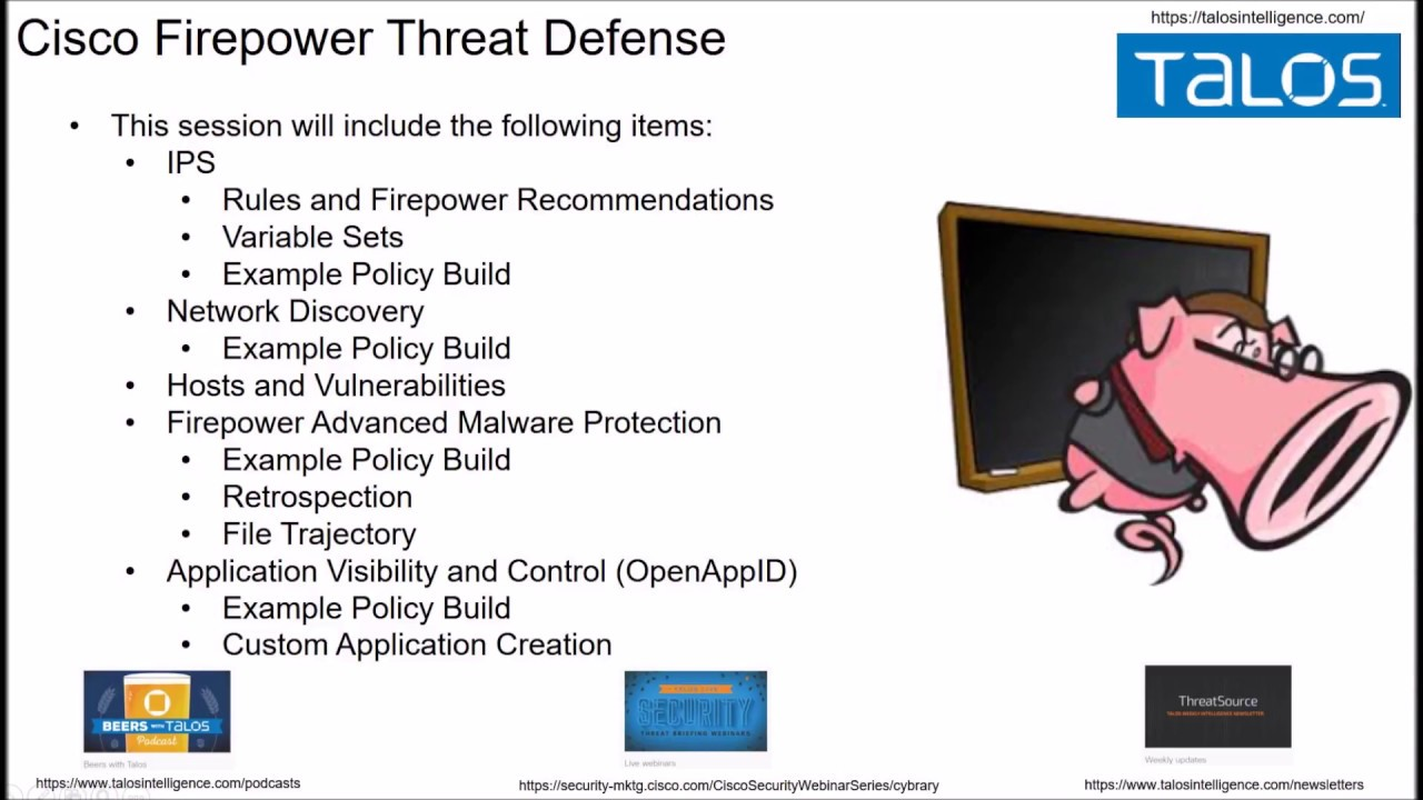 Cisco Firepower Threat Defense 6 2 2: Some differences when leveraging  Firepower